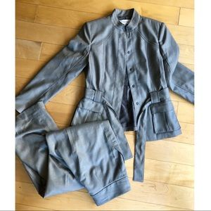 Calvin Klein • Two Piece Suit